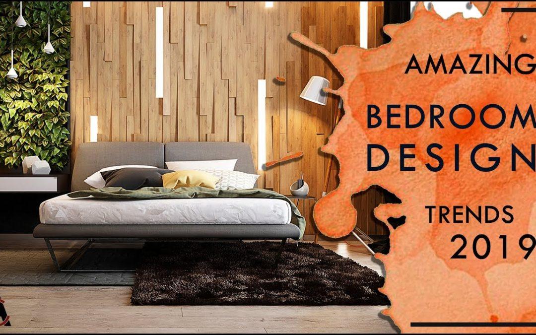 BEDROOM INTERIOR DESIGN TRENDS | 2019 | Decor Ideas and Tips