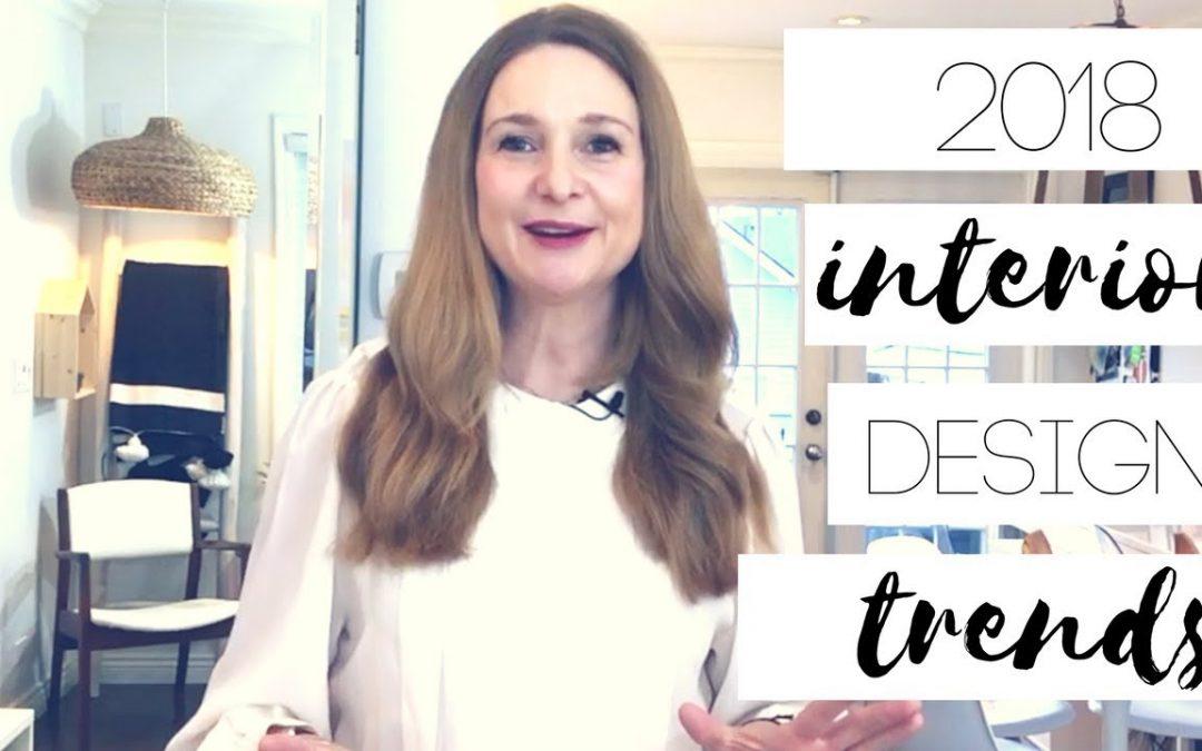 Interior Design Trends 2018 – with Karla Dreyer Design