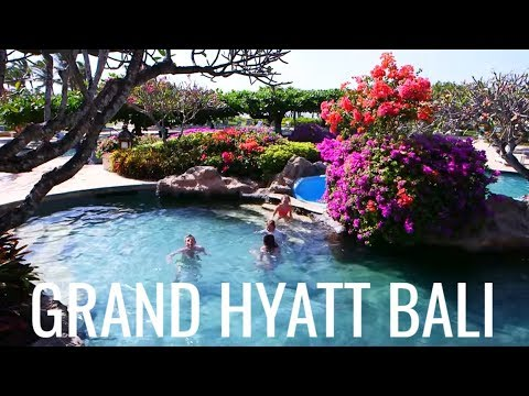 Luxury Escapes – Grand Hyatt Bali Resort