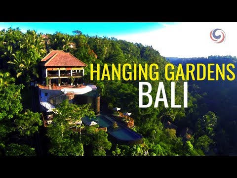 Luxury Escapes – Hanging Gardens Ubud Bali