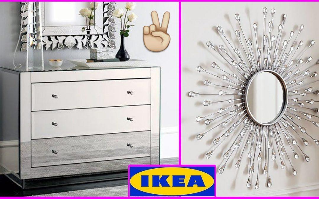 Top 5 Home Decor Ideas Diy Mirrored Furniture Ikea Hacks Diy Room