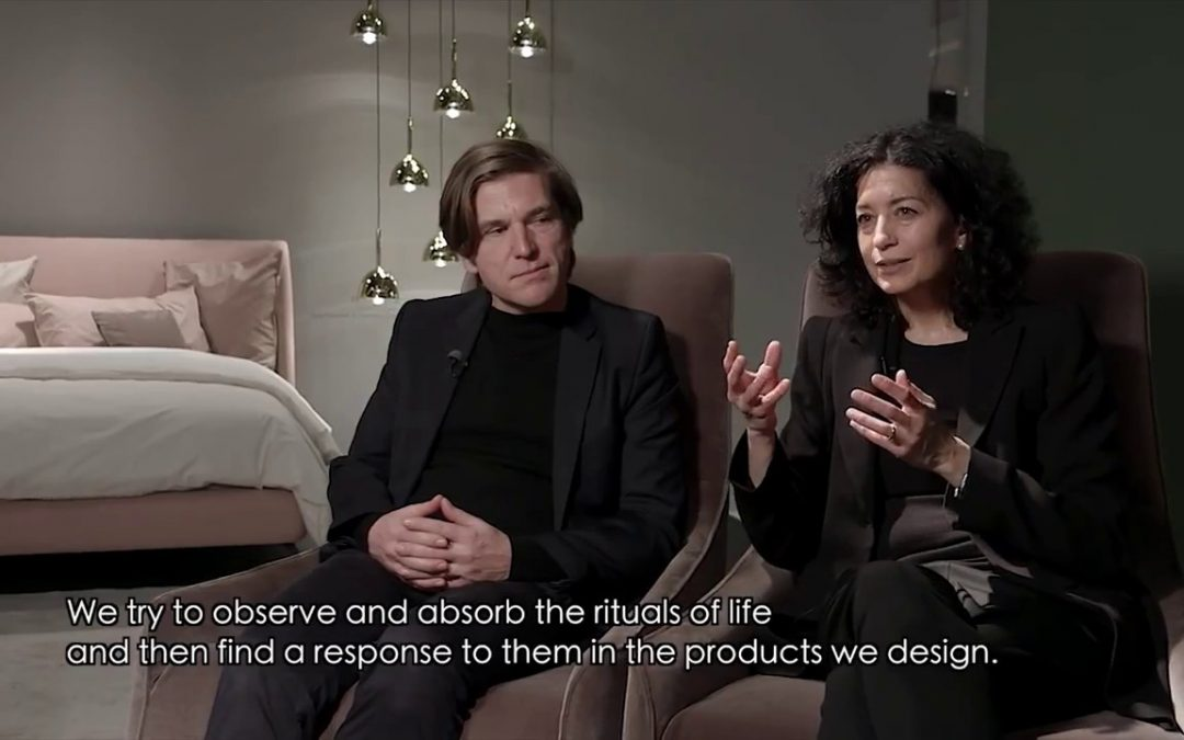 The interiors channel showcase Ligne Roset – Soda Designers – Luxury Furniture.