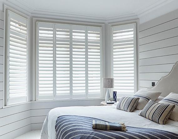 Bedroom - Blue Interior Design