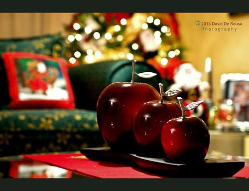 A few Apples for Christmas
