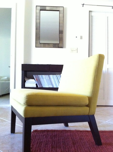 Delicious Slipper Chair