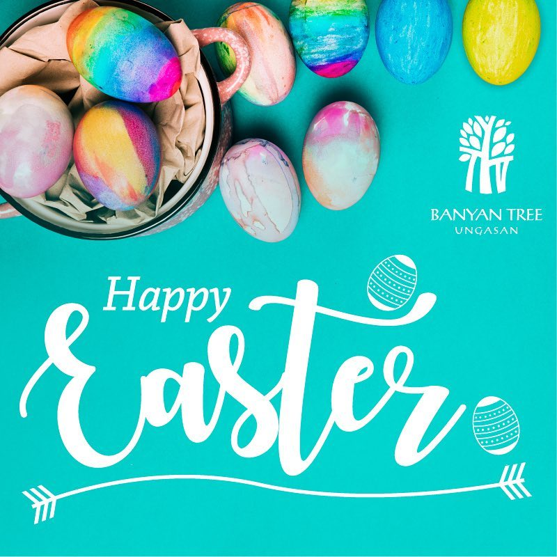 Wishing you and your family a joyous and blessed Easter that is filled