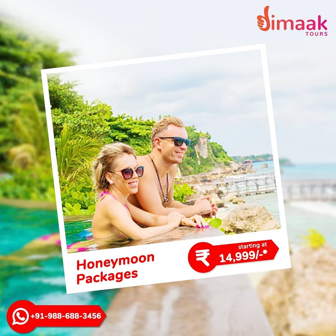 Never stop making memory with your loved ones !!! Book your romantic h