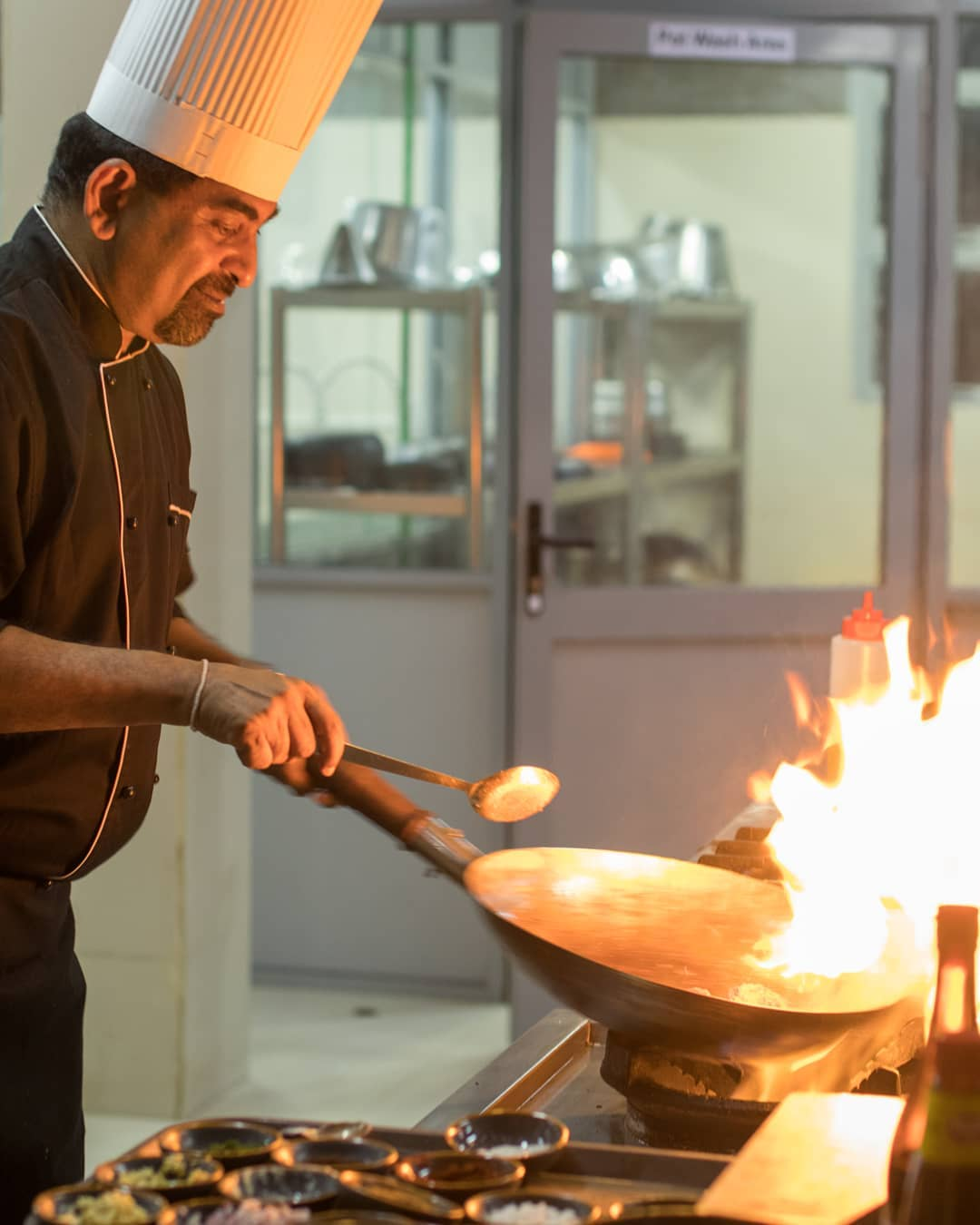 We are excited to launch Karpaha Sands cooking classes with Chef Anura