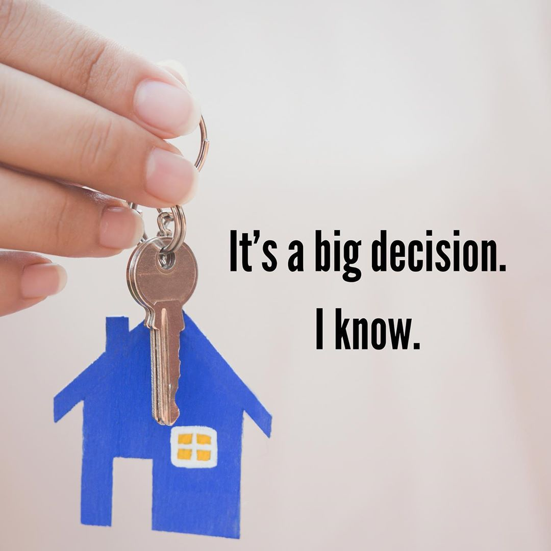 The decision to purchase your first home doesn't have to be scary! I c