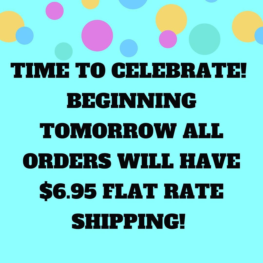 Yay! Chalk Couture has rolled out new shipping costs for all customers