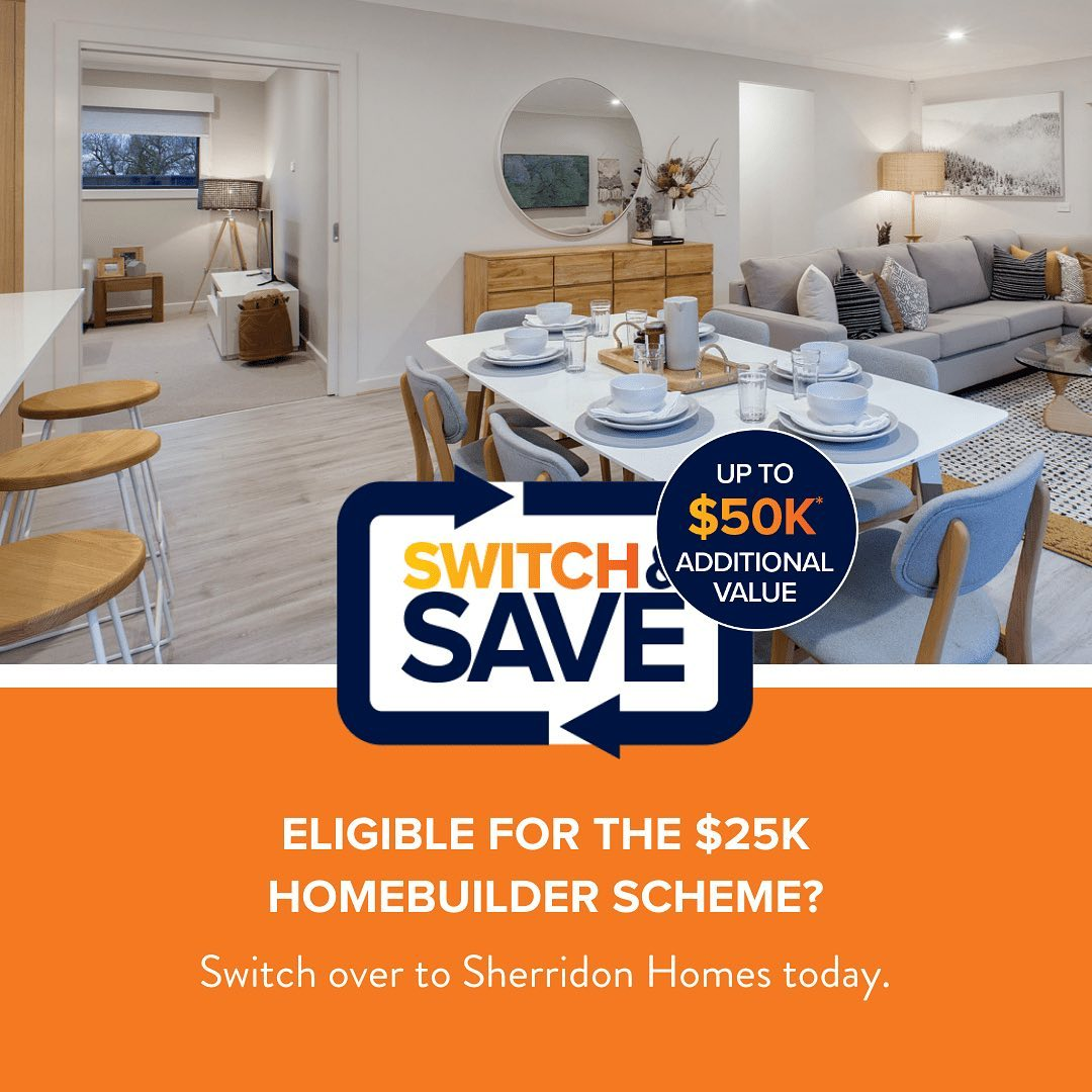 There's never been a better time to build with Sherridon Homes! If you